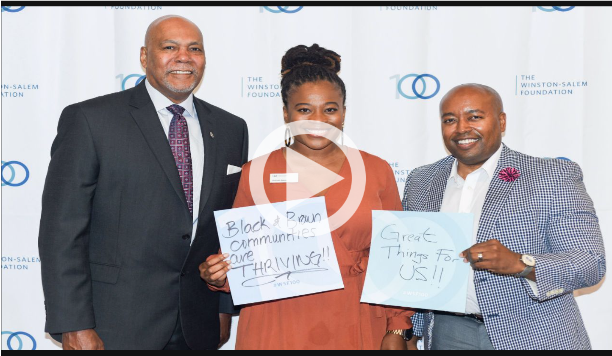 Black Philanthropy Initiative Grant Video